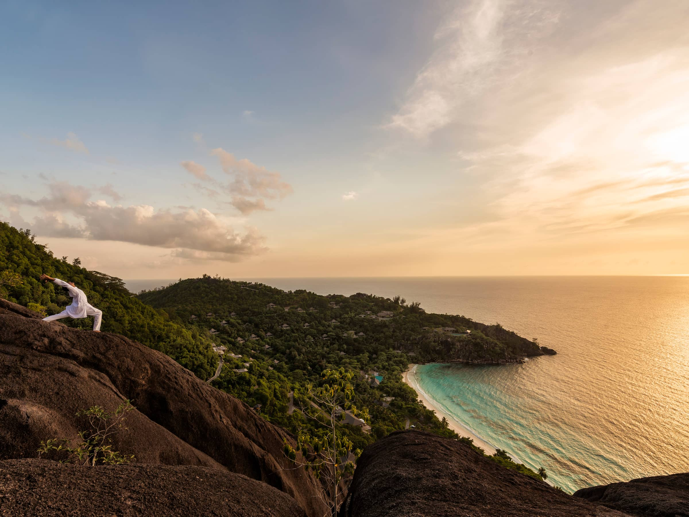 Relax and Recharge in the Seychelles