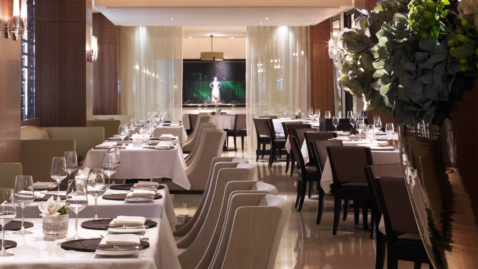 Moscow Fine Dining Restaurants Bars Four Seasons Hotel