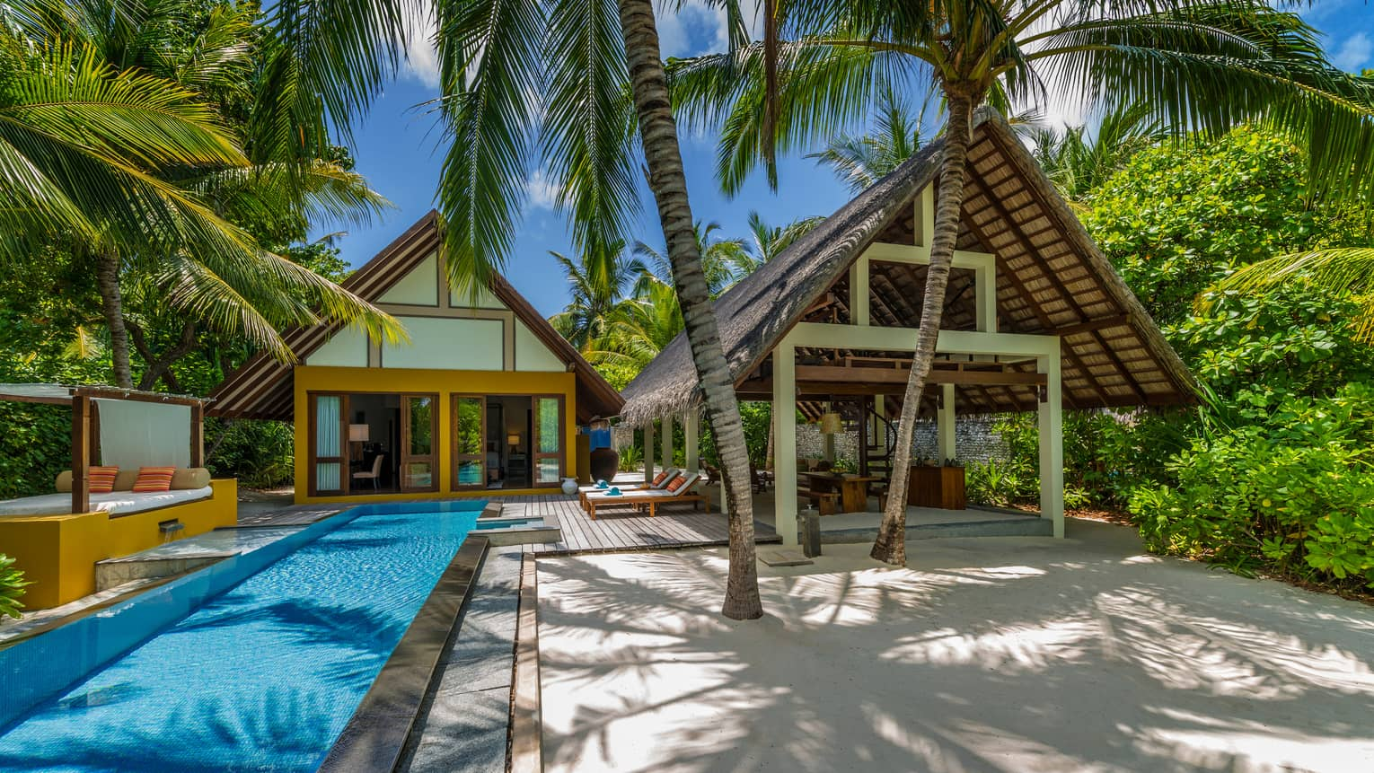 Beach Villa With Private Pool Four