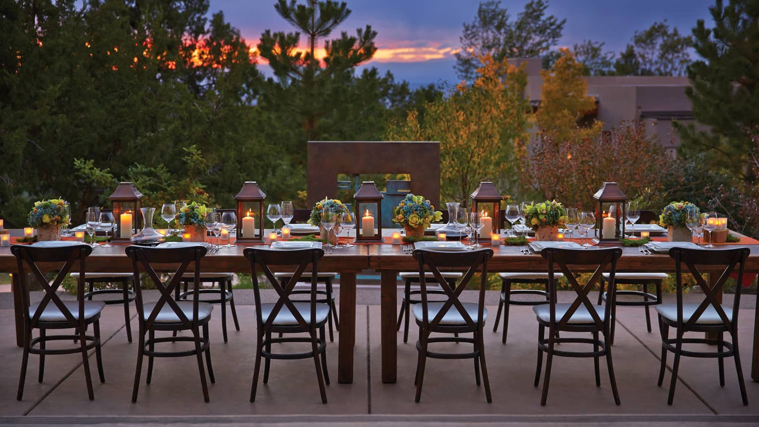 Restaurants In Santa Fe Terra At Four Seasons Rancho Encantado