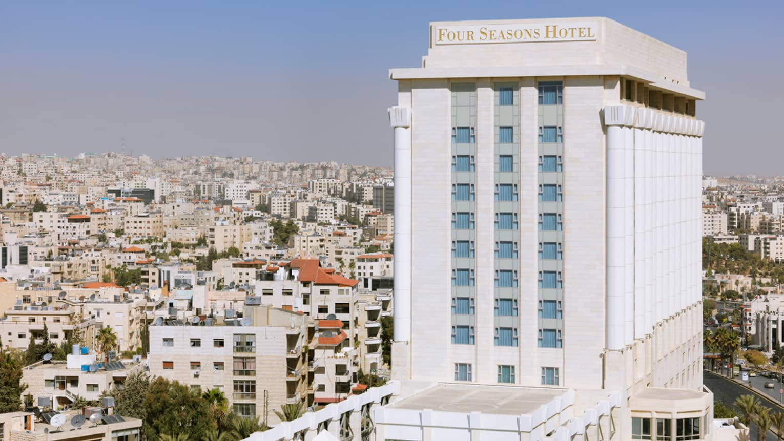 5 Star Luxury Hotel Amman Jordan Four Seasons Hotel Amman