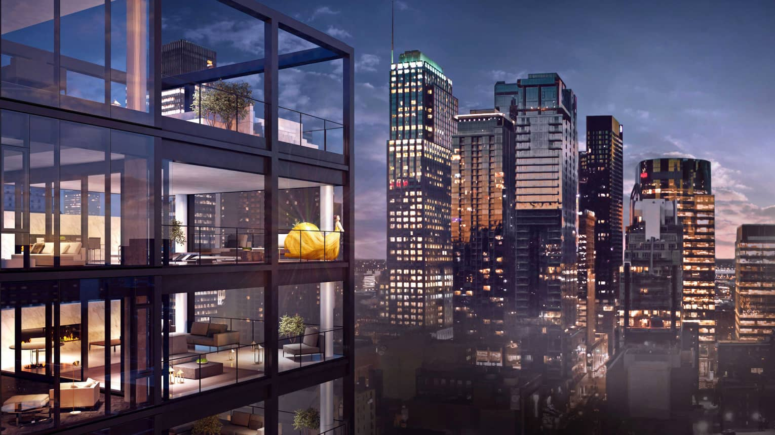 Montreal Luxury Residences | Golden Square Mile | Four Seasons