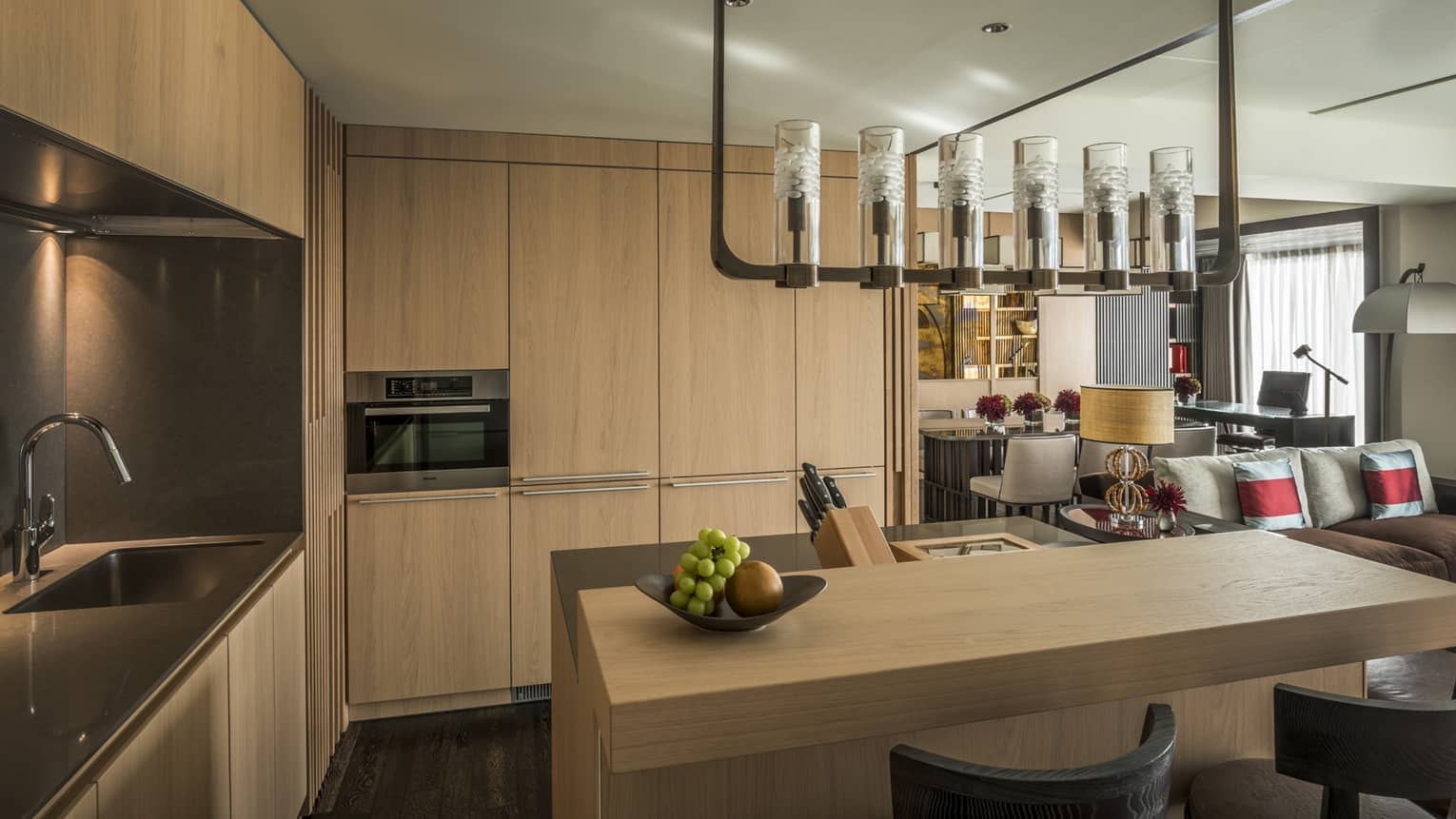Luxury Two-Bedroom Residence Suite with Kitchen | Four ...