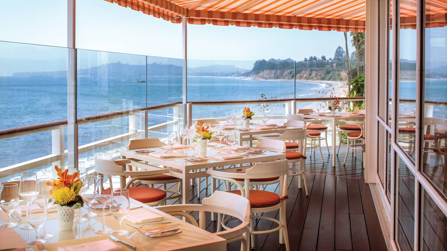 Restaurants In Santa Barbara Fine Dining Four Seasons