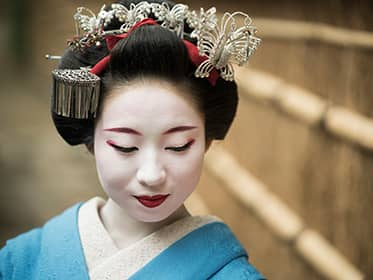 Dine with Geishas