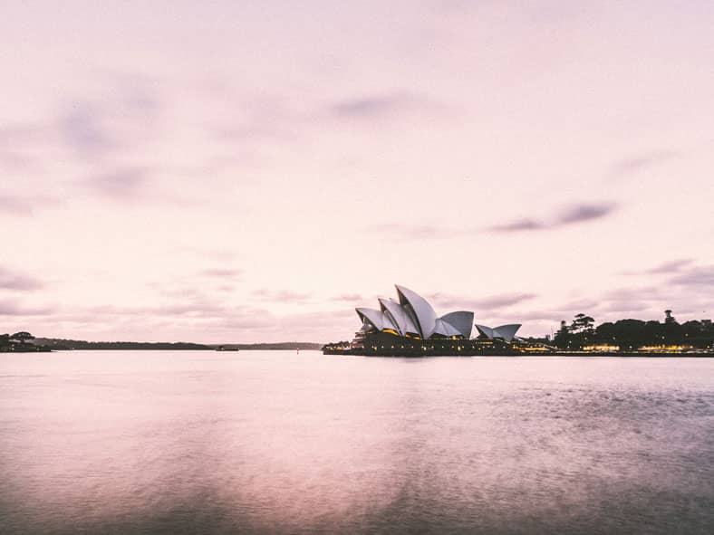 Go backstage at the iconic Sydney Opera House