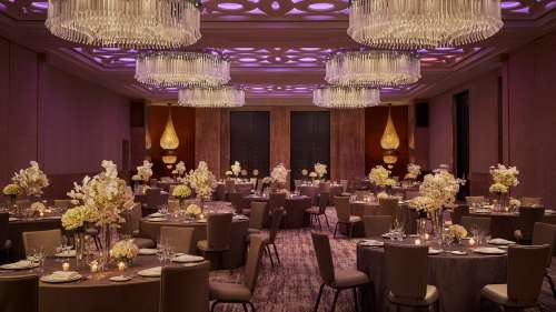 Casablanca Wedding Four Seasons Hotel