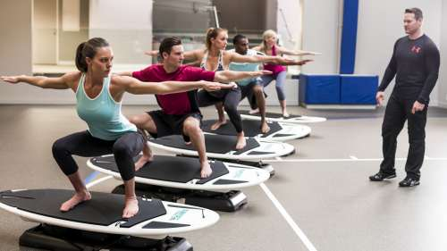 Group Exercise Fitness Classes