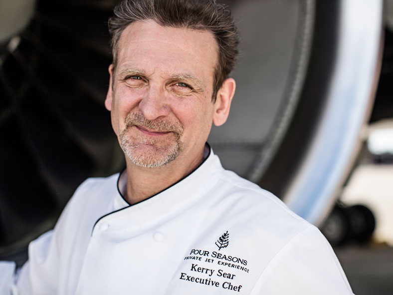 Kerry Sear Executive Chef