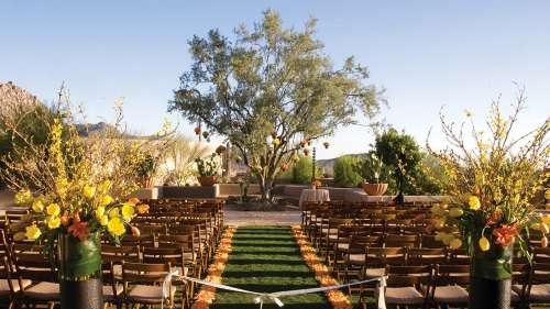 Romance Blooms High In The Sonoran Desert At Four Seasons Resort Scottsdale Troon North Where You Ll Find Captivating Views Sun Filled Days And Clear